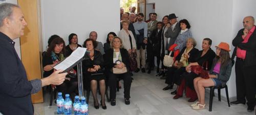La Biblioteca de Almuñécar llevará el nombre de Jesús Serrano Garijo