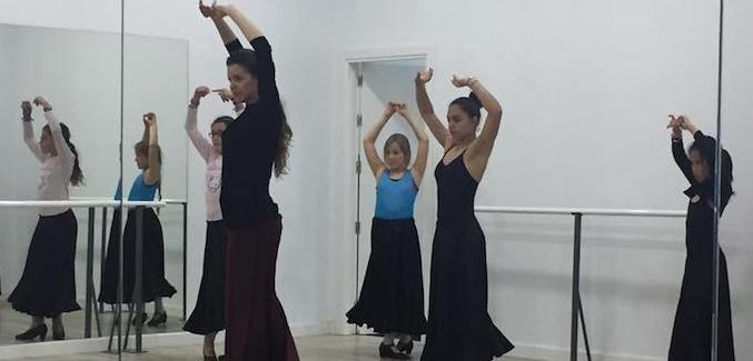 La Escuela Profesional de Danza Juan Pablo García celebra este domingo la Gala del Día Intl. de la Danza
