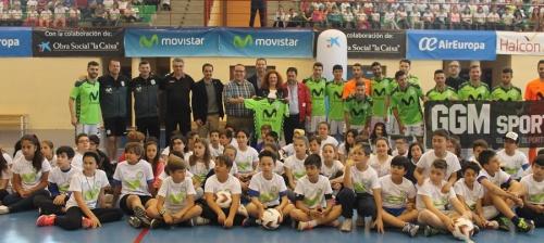La gira 'Movistar Inter Megacracks' llega a Salobreña