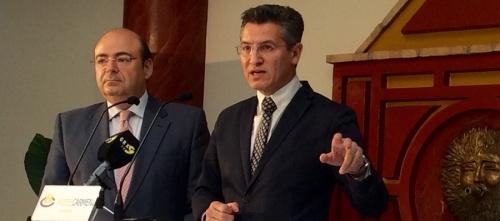 """Luis Salvador_""""Ciudadanos y PP estamos dispuestos a sumar por todo aquello que sea bueno para Granada"""""""