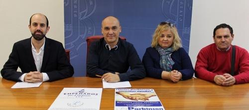 Motril se suma a los actos con motivo del Día Mundial del Parkinson