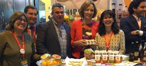 Nueva campaña de promoción de las frutas tropicales de la costa granadina en el Salón de Gourmets 2017