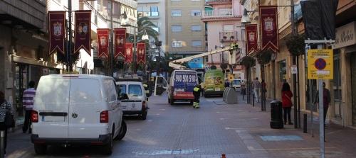 Plan especial de LIMDECO para Semana Santa que completa el trabajo realizado ya en playas y calles de Motril