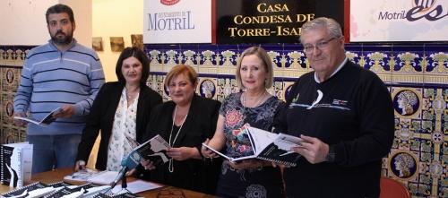 Presentada en Motril la 'Agenda Igualdad y Corresponsabilidad 2017. Manos que inspiran, mujeres que crean'