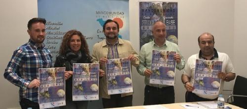 Presentado el I Torneo Mancomunidad Costa Tropical de Fútbol Sala Base