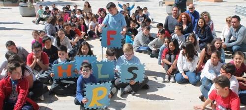 Salobreña invita a romper las barreras con motivo de la celebración del Día Mundial del Autismo