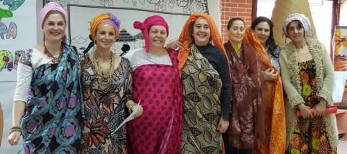 Semana Cultural dedicada a África en el IES Puerta del Mar