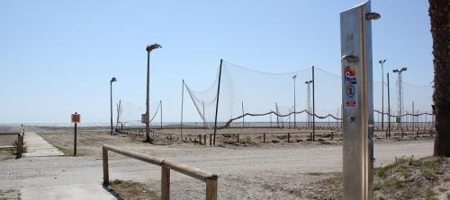 Un dispositivo especial deja las playas motrileñas listas para Semana Santa