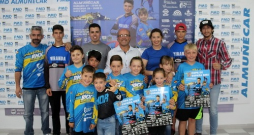 Almuñécar acogerá dos pruebas de la Copa de España de BMX