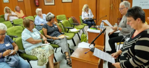 Charla 'Proyecto de co-vivienda para personas jubiladas mayores de 55 años'
