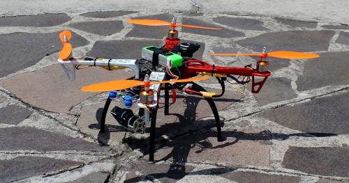 Curso teórico práctico de la UGR sobre drones remotamente pilotados