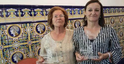 'Damos la cara' hace entrega del Premio Koro 2017 a la Mujer de Motril