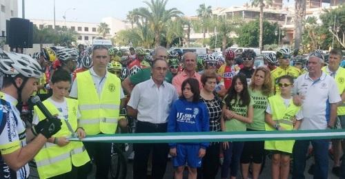 Daniel de la Fuente gana la 'XXVIII Carrera Ciclista Almuñécar Cota 1200. Memorial Miguel Ángel Almendros'