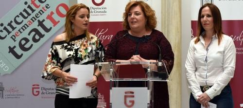 Diputación lleva el Certamen Permanente de Teatro a 19 municipios de la provincia