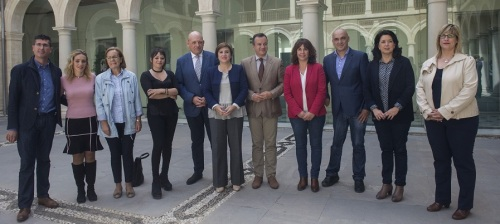 El Ayto. de Motril renueva con la Junta de Andalucía el convenio para continuar con el Programa de Tratamiento a Familias