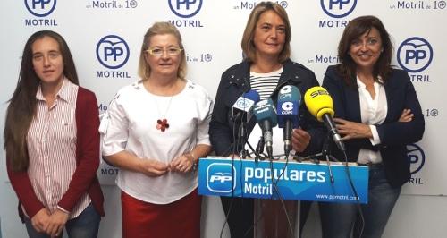 El PP pide que se rehabilite la Fábrica del Pilar a través del 1.5% cultural