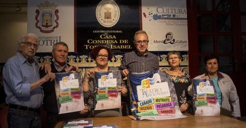 El Teatro Calderón acogerá la XXV edición de Teatro Aficionado de Motril