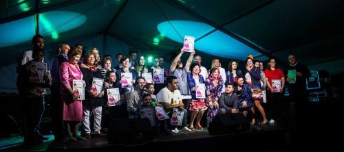 Entrega de premios del certamen de Cruces de Mayo Motril 2017