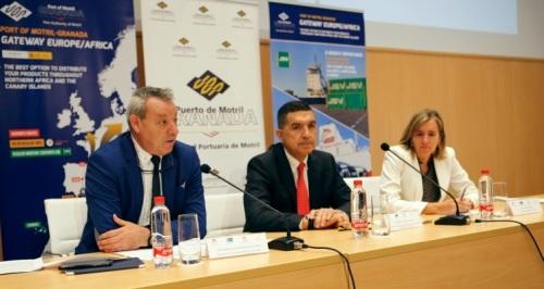 Extenda anima al Puerto de Motril a ganar protagonismo en los nuevos flujos comerciales del Mediterráneo