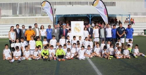 Gallego y García-Cortés visitaron la Escuela de Motril