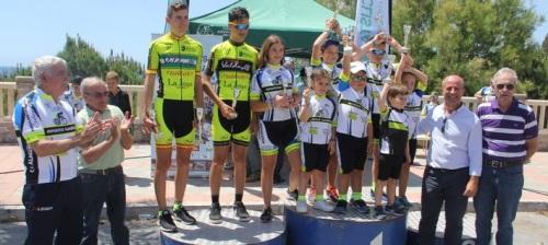 Gran actuación del ciclismo sexitano en el XXVII Memorial David González
