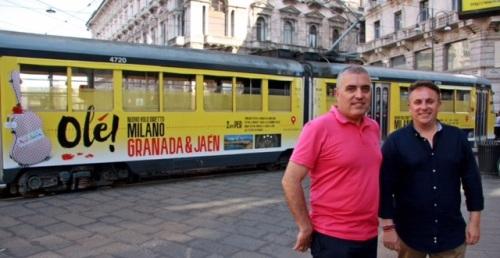 Granada y Jaén 'toman_ las calles de Milán