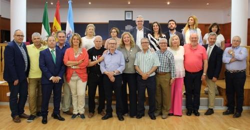 Homenaje del Ayto. de Motril a los empleados municipales jubilados y a los que cumplen 25 años de servicio