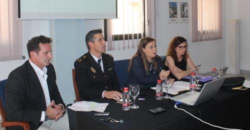 Jornadas formativas en violencia de género para Policía Local y Guardia Civil