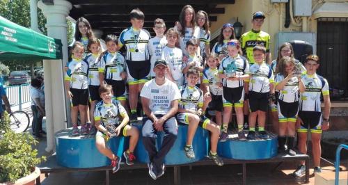 La Escuela de Ciclismo Sexitana cosechó hasta ocho podios en Loja