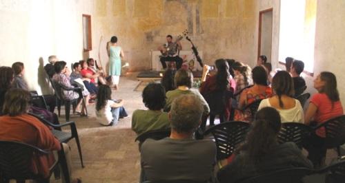 La Herradura celebra un 'Encuentro de Vida Saludable' en el Castillo