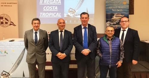 La II Regata Costa Tropical se celebrará del 20 al 23 de julio