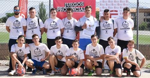 Los Juegos Deportivos Provinciales celebran la gran final de su 30 aniversario