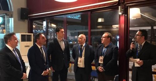 Mancomunidad y empresarios de la Costa se promocionan en Melilla