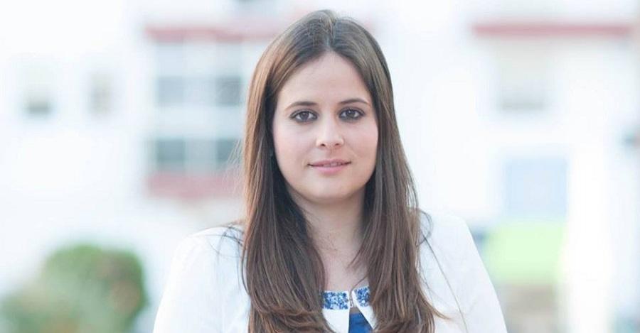 María del Carmen Vílchez Guirado, portavoz del PP en el Ayuntamiento de Salobreña