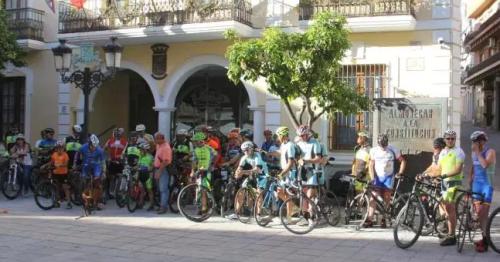 Marcha de protesta y solidaridad por los ciclistas fallecidos en la carretera