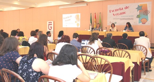 Más de 200 profesionales de los servicios sociales de la provincia se forman en la Escuela de Verano de Diputación