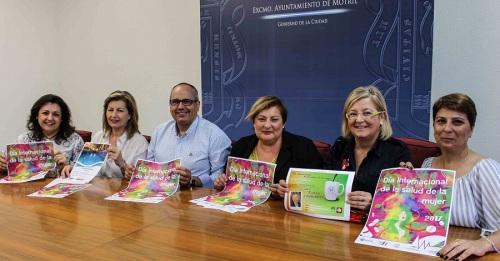 Motril acoge el próximo martes las _XI Jornadas Salud y Mujer_