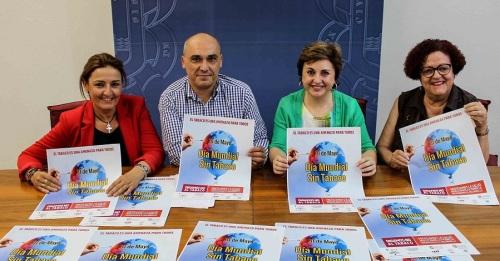 Motril se suma al Día Mundial Sin Tabaco