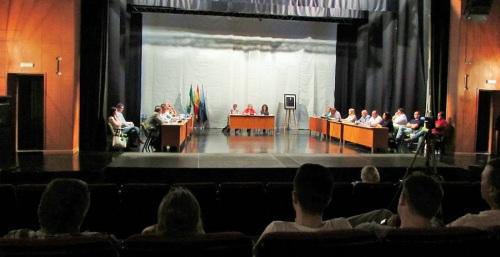Pleno del Ayuntamiento de Almuñécar de 25 de mayo de 2017