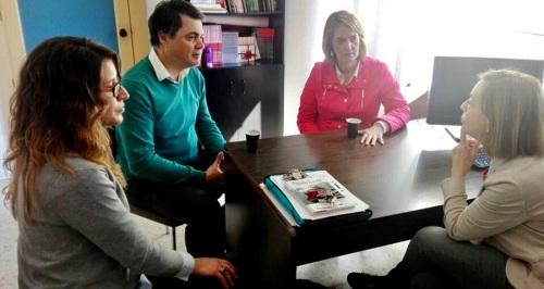 PP_La Junta suprime unidades educativas en el Colegio Arco Iris de Motril