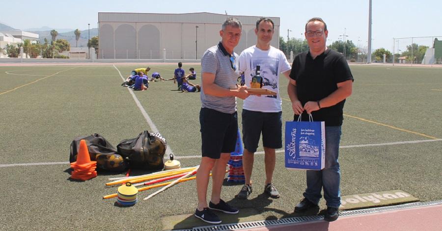 Salobreña organiza el III Campus de Tecnificación de Fútbol