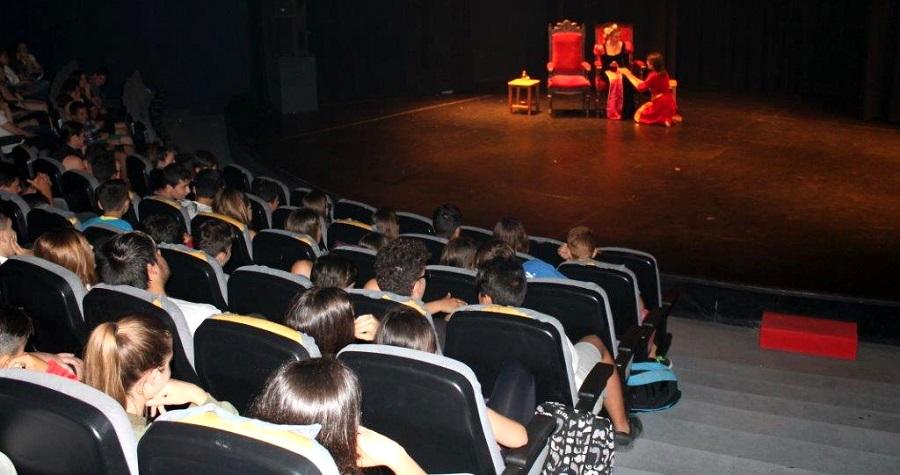 Se celebra en Salobreña el Certamen de Teatro Escolar José Martín Recuerda