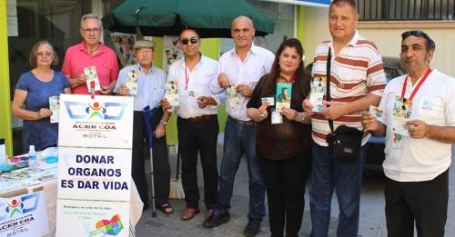 ACERCOA informa sobre la necesidad de regalar vida en el Día Nacional del Donante de Órganos y Tejidos