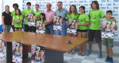 Almuñécar acogerá el fin de semana dos Campeonatos de Andalucía de Atletismo