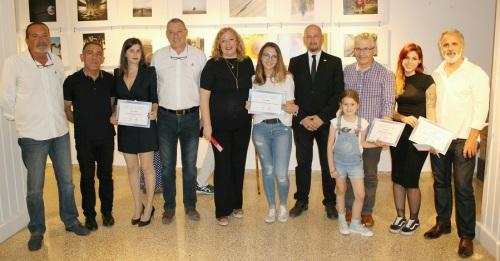 Amanda Arancibia Haugen Sorensen gana el Concurso Intl. de Fotografía de la Escuela de Arte de Motril