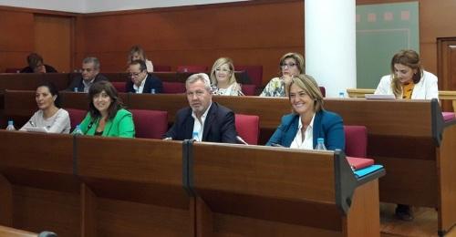 Aprobada la moción del PP para impulsar la construcción de Puertos Deportivos