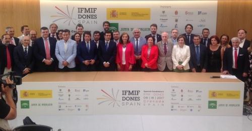 Arellano asegura que Andalucía tiene un tejido científico y demostrada capacidad para acoger el acelerador IFMIF Dones