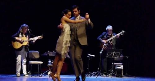 'Camaleón Tango' abre el IV Festival de Habaneras de Salobreña
