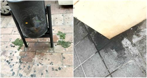 """Cs Motril solicita una """"actuación urgente"""" para acabar con la suciedad de las calles y la creación de un Plan de Limpieza"""