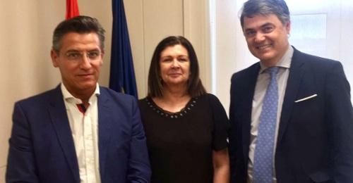 """Cs reivindica al Gobierno la importancia de acabar con la """"situación de desventaja"""" de Motril respecto a Melilla"""